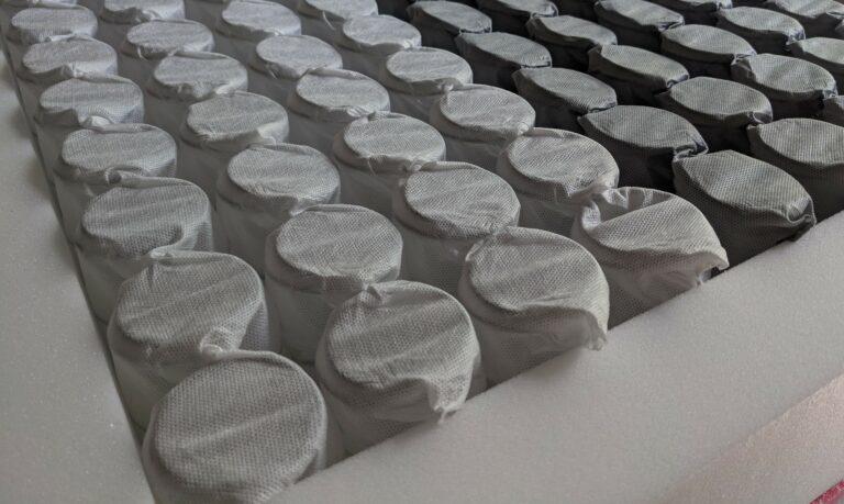 Taschenfederkern Fertigung
